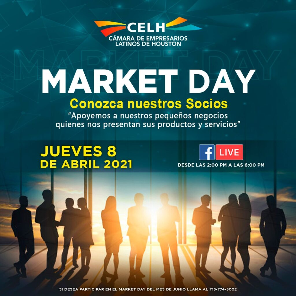 Market Day mes de Abril