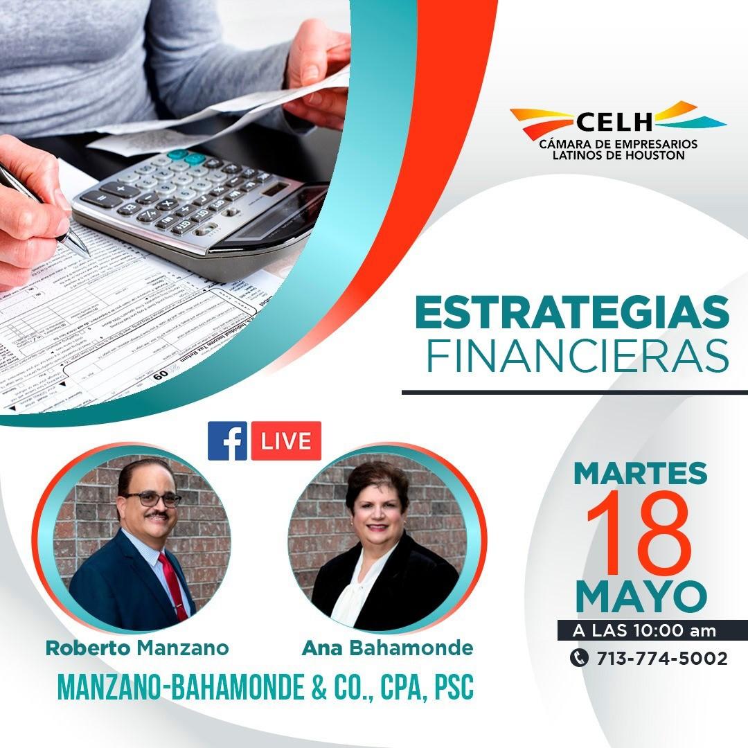 Camara de Empresarios Latinos: Estrategias Financieras