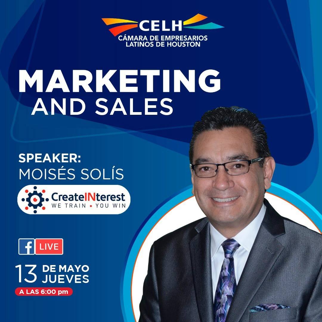 Evento Marketing and Sales Mayo