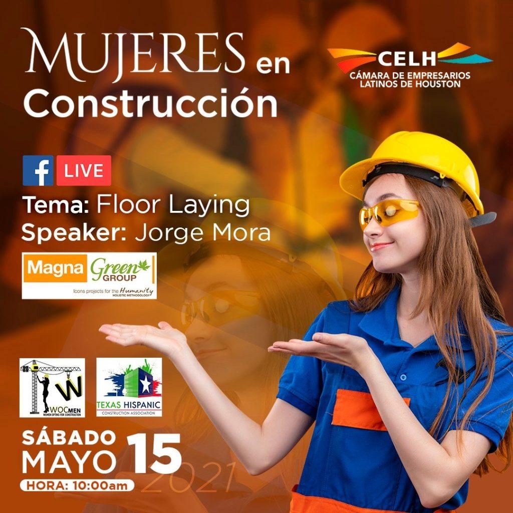 Mujeres en Construcción: Pisos
