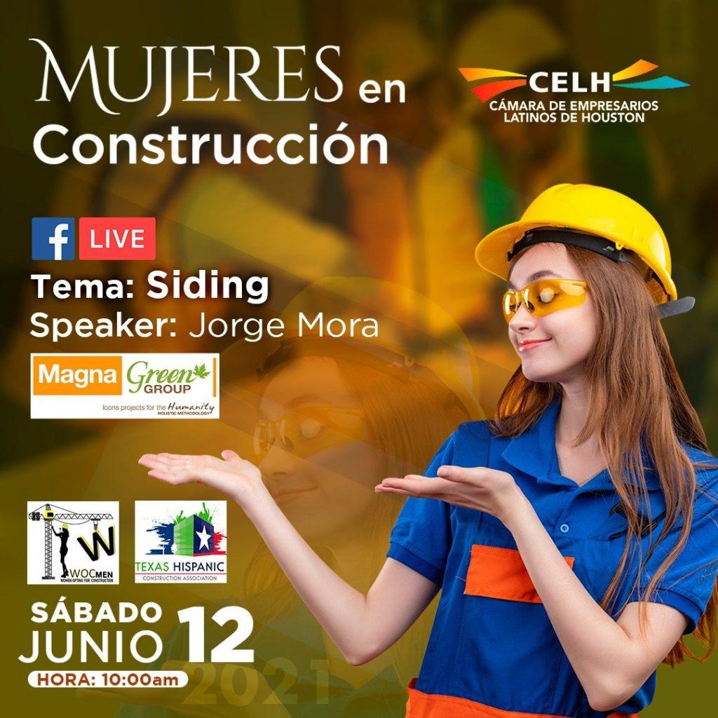 mujeres en construccion siding