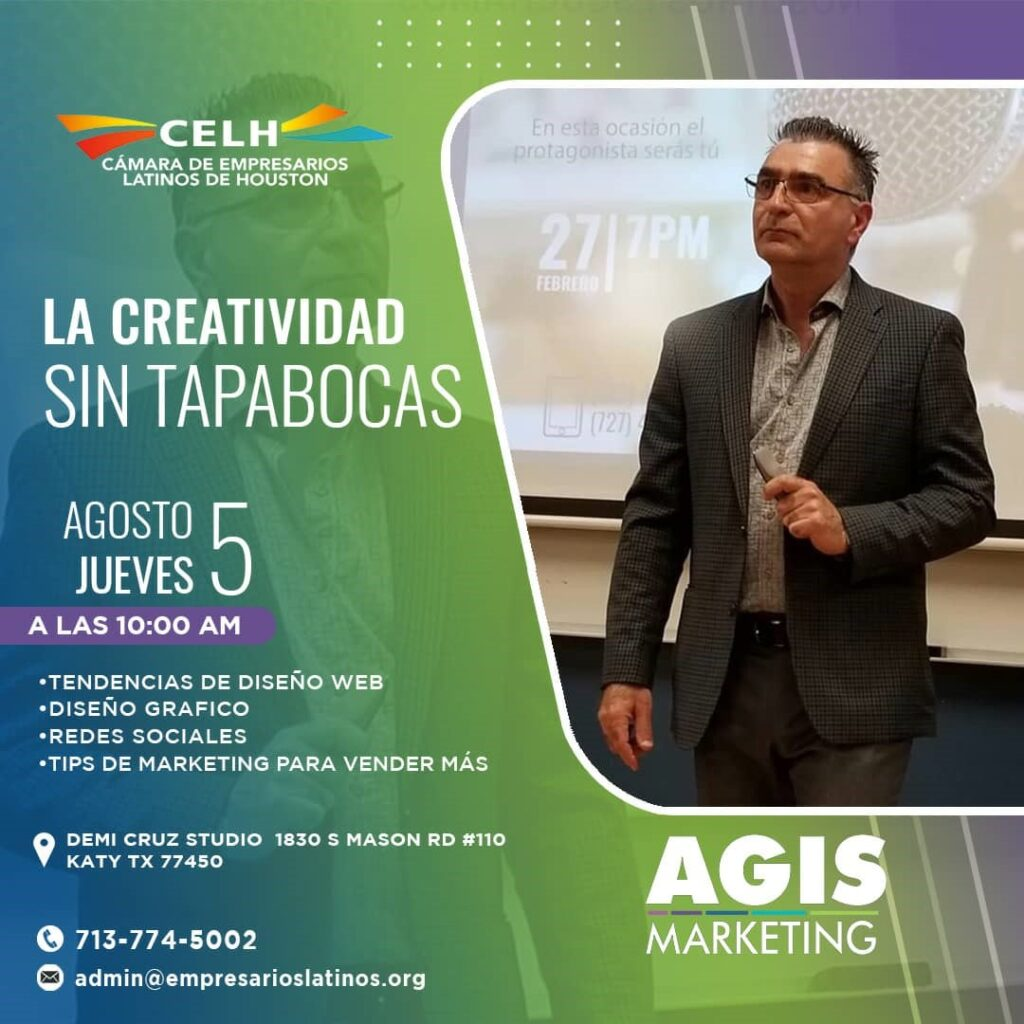 La Creatividad sin Tapabocas: Pablo Agis